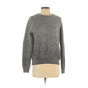 H&M Gray Sparkly Sweater